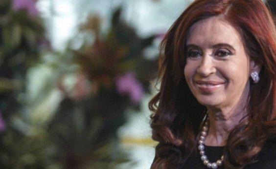 [Cristina Kirchner anuncia candidatura a vice-presidência da Argentina]