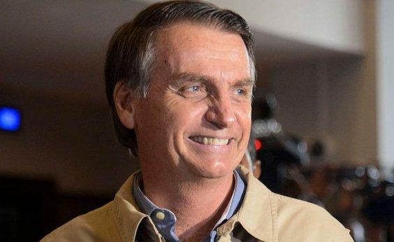 [Bolsonaro volta a chamar manifestante de 'idiota útil' e criticar imprensa]