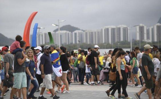 [Brasil recebe menos estrangeiros que o Museu do Louvre, na França]