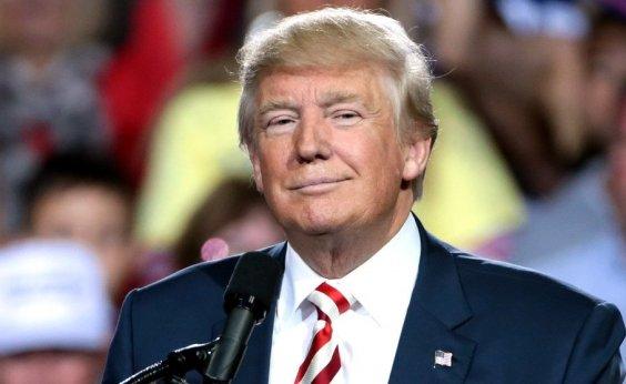 [Trump diz que não vai deixar China se tornar maior economia do mundo]