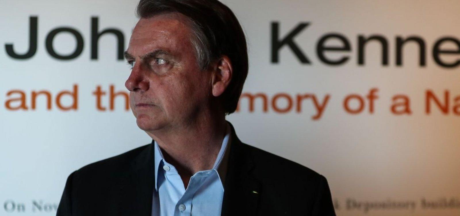 [Bolsonaro diz que Reforma Tributária será apresentada após aprovação da nova Previdência]