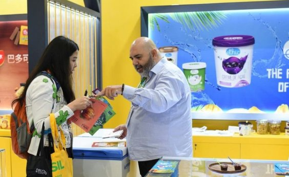 [Empresas brasileiras negociam mais de US$ 516 milhões na China]