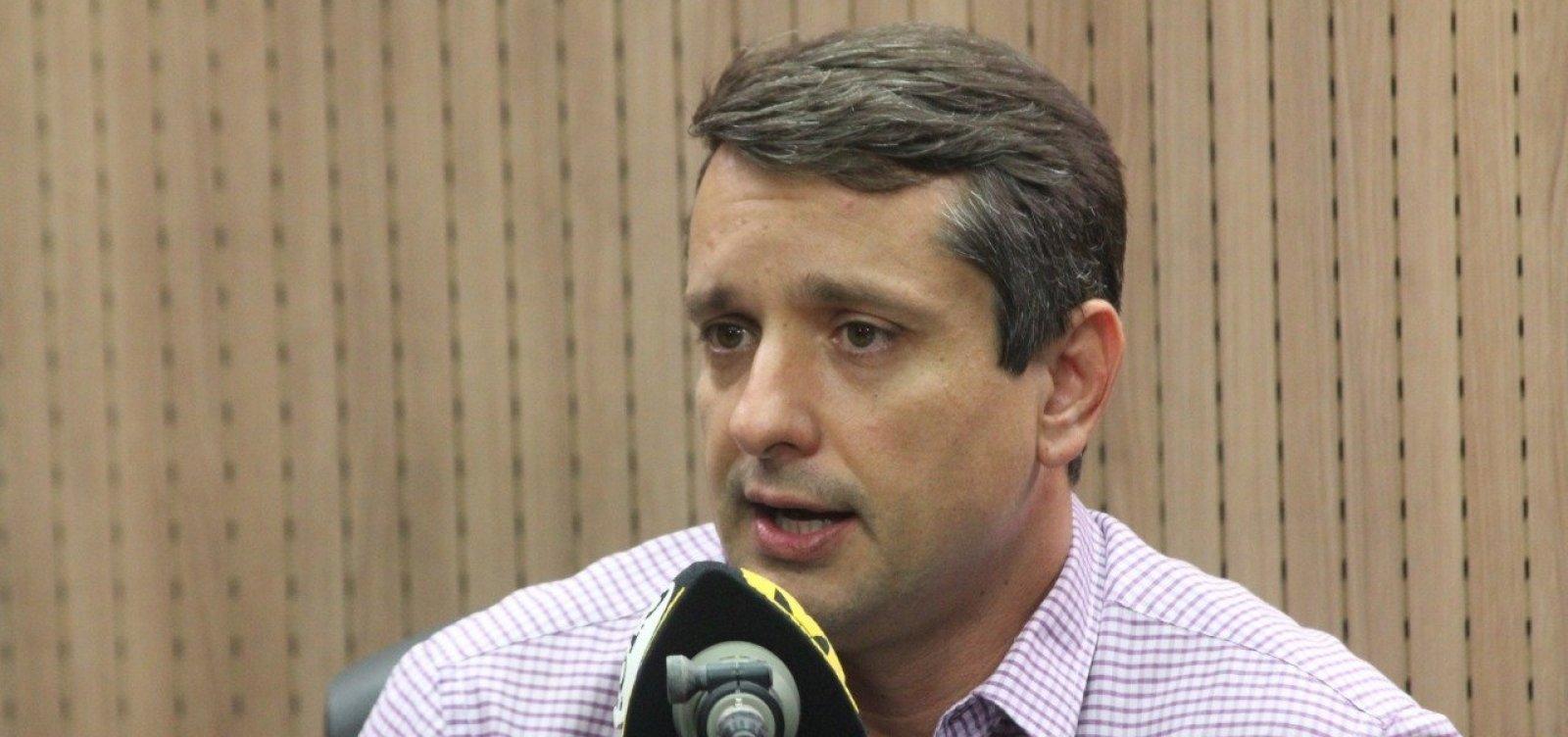 [Semáforos de contagem regressiva devem desaparecer em Salvador, diz Fabrizzio Muller]