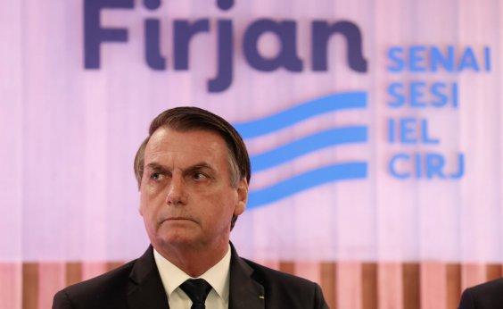 ['Se Câmara e Senado têm propostas melhores, que coloquem em votação', diz Bolsonaro sobre Previdência]