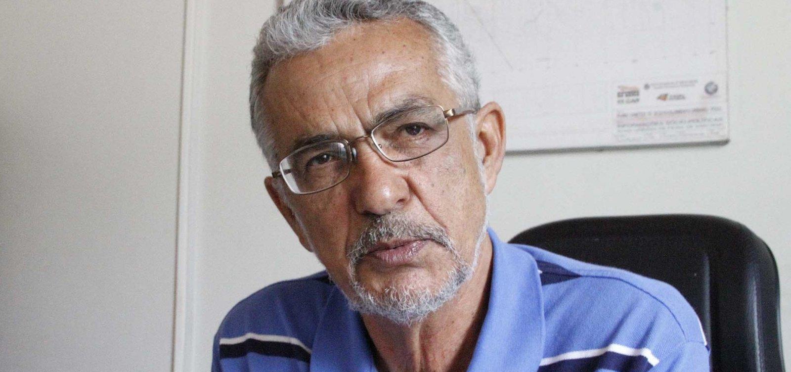 [Sociólogo e secretário municipal de Feira, Ildes Ferreira morre aos 67 anos]