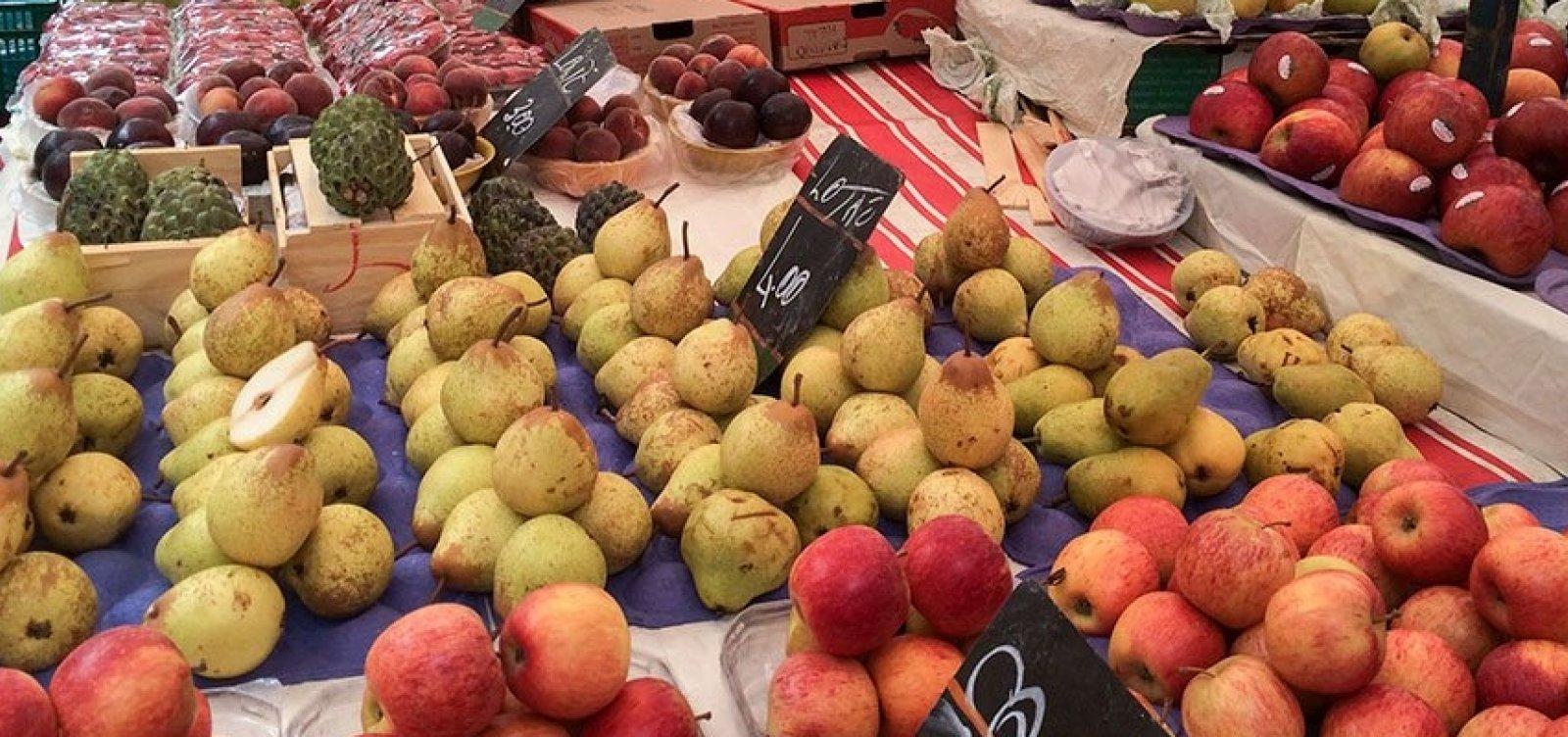 [TJ-BA homologa compra de R$ 61.998 em frutas in natura]