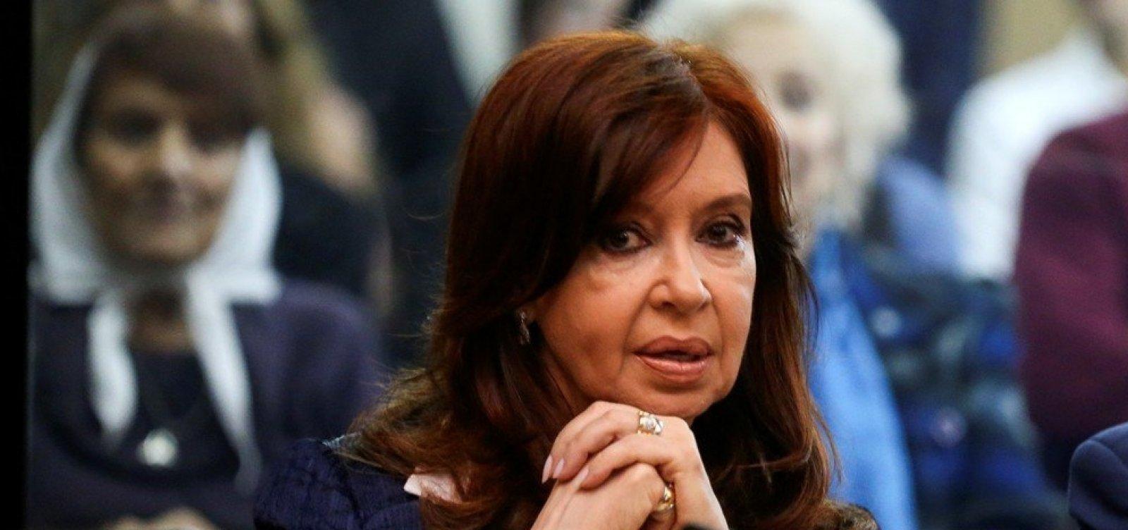 [Começa o julgamento de Cristina Kirchner]