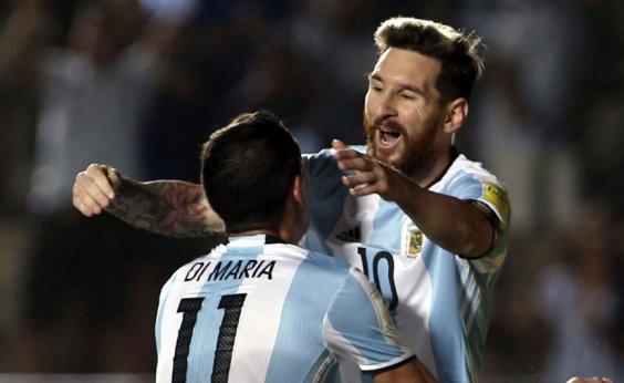 [Messi, Agüero e Di María são convocados e jogarão na Fonte Nova em estréia na Copa América]