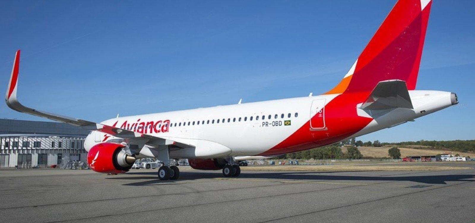 [Avianca cancela 85 voos partindo de Salvador]