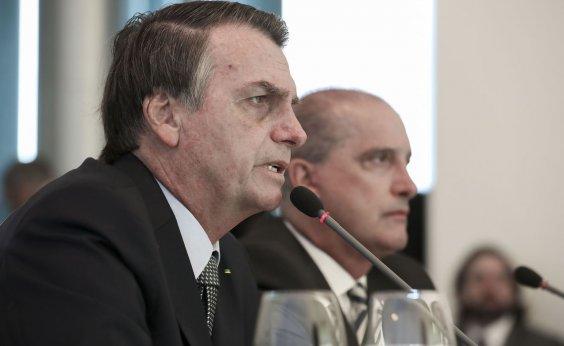 [Membros de 10 partidos criam frente contra Bolsonaro]