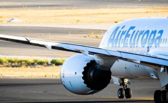 [Anac deve aprovar pedido da Air Europa para operar voos domésticos no país]