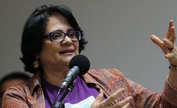 [Em vídeo, Damares Alves diz que 'Nordeste tem manual prático de bruxaria para crianças']