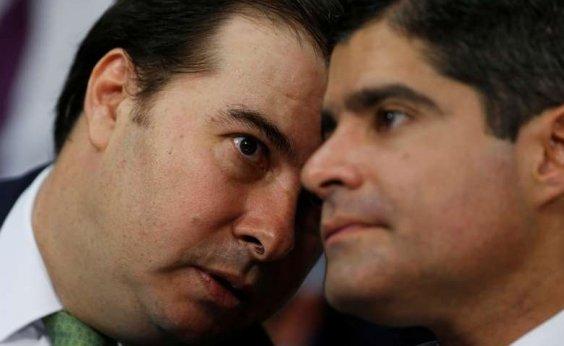 [ACM Neto e cúpula do DEM se reúnem para discutir atos a favor de Bolsonaro]