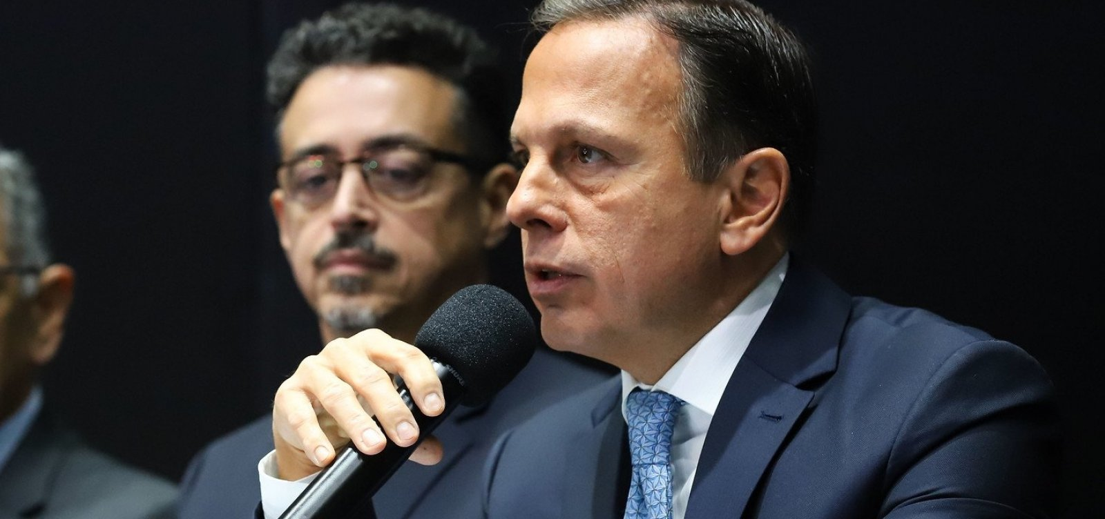[Doria diz que 'não vê necessidade' de atos pró-Bolsonaro]