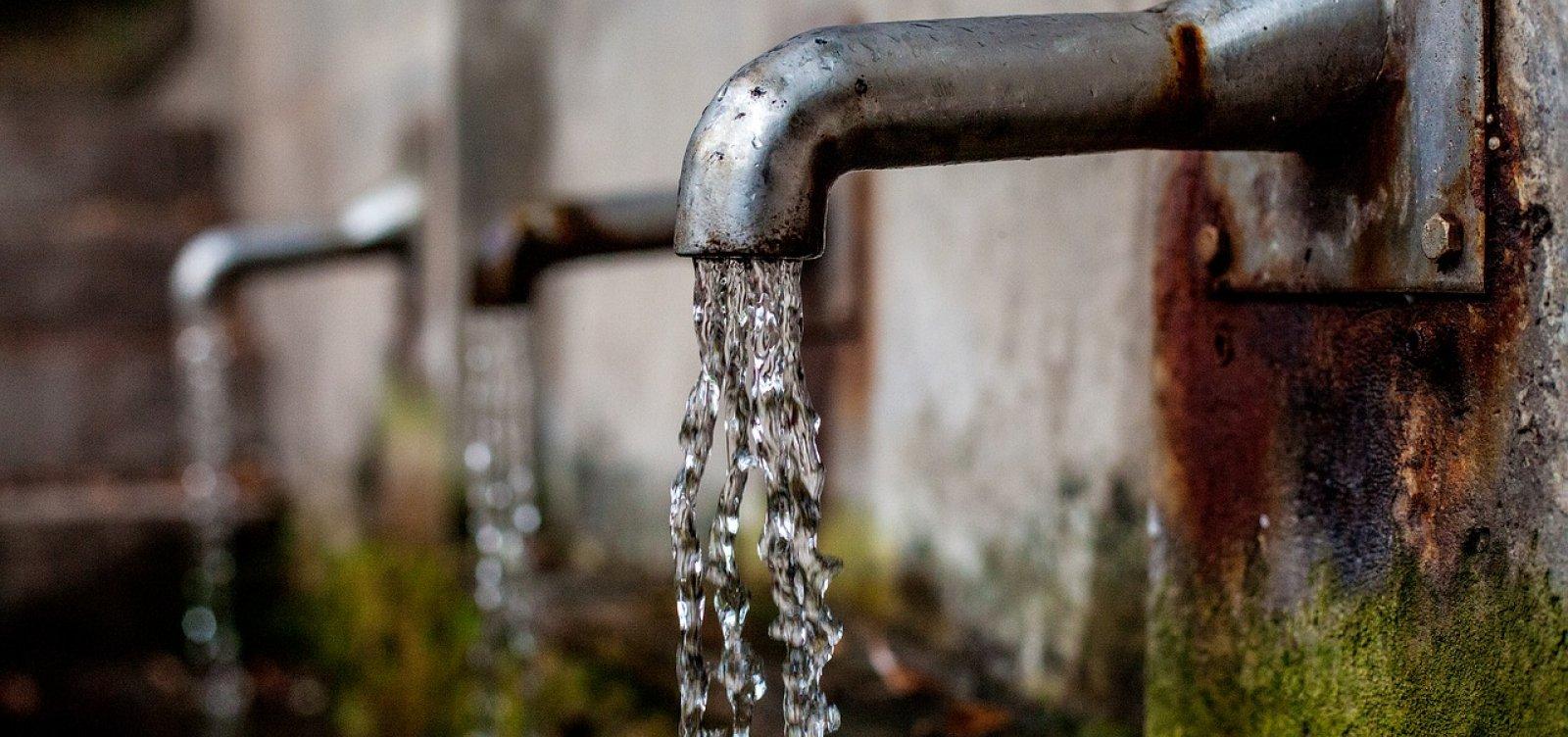 [Embasa retoma abastecimento de água após manutenção afetar 21 bairros]