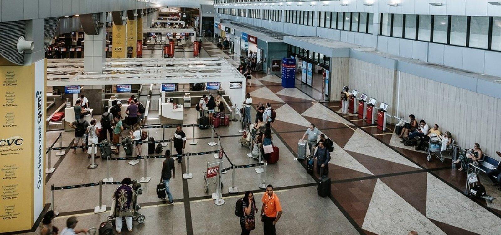 [Despacho de bagagem de mão fora do padrão começa hoje em Salvador]
