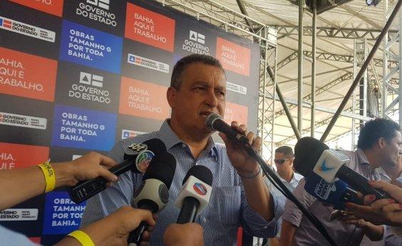 [Rui rebate deputado do PSL que chamou Bahia de 'lixo governado pelo PT']