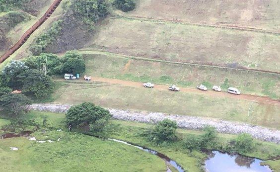 [Sob risco, rompimento de barragem em MG pode atingir 10 mil pessoas]