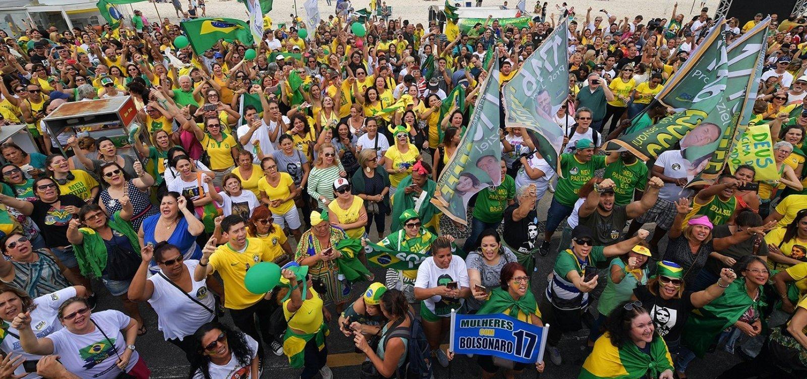 [Salvador e doze cidades baianas devem ter atos pró-Bolsonaro ]