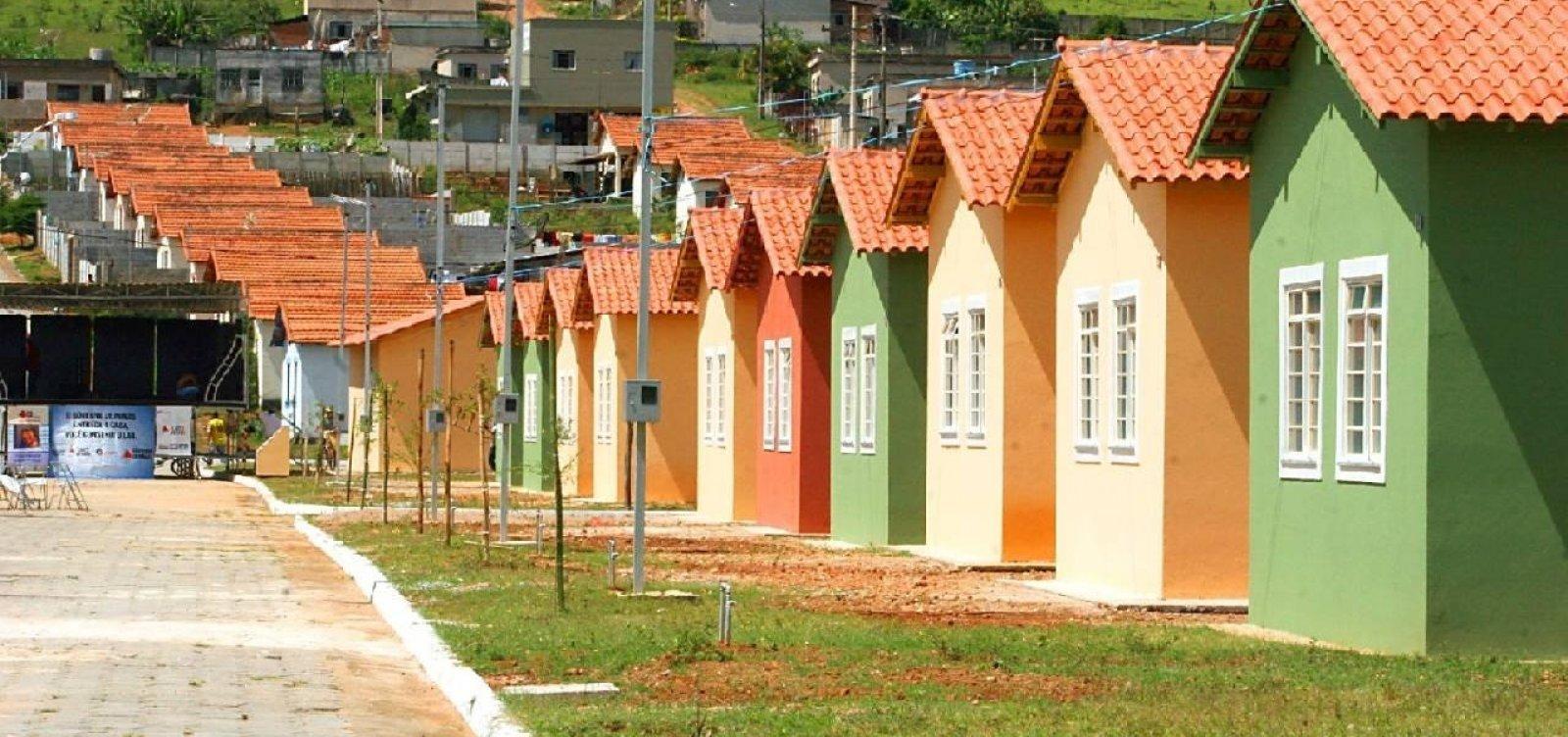['Minha Casa Minha Vida' de Bolsonaro deve ter aluguel em vez de posse]
