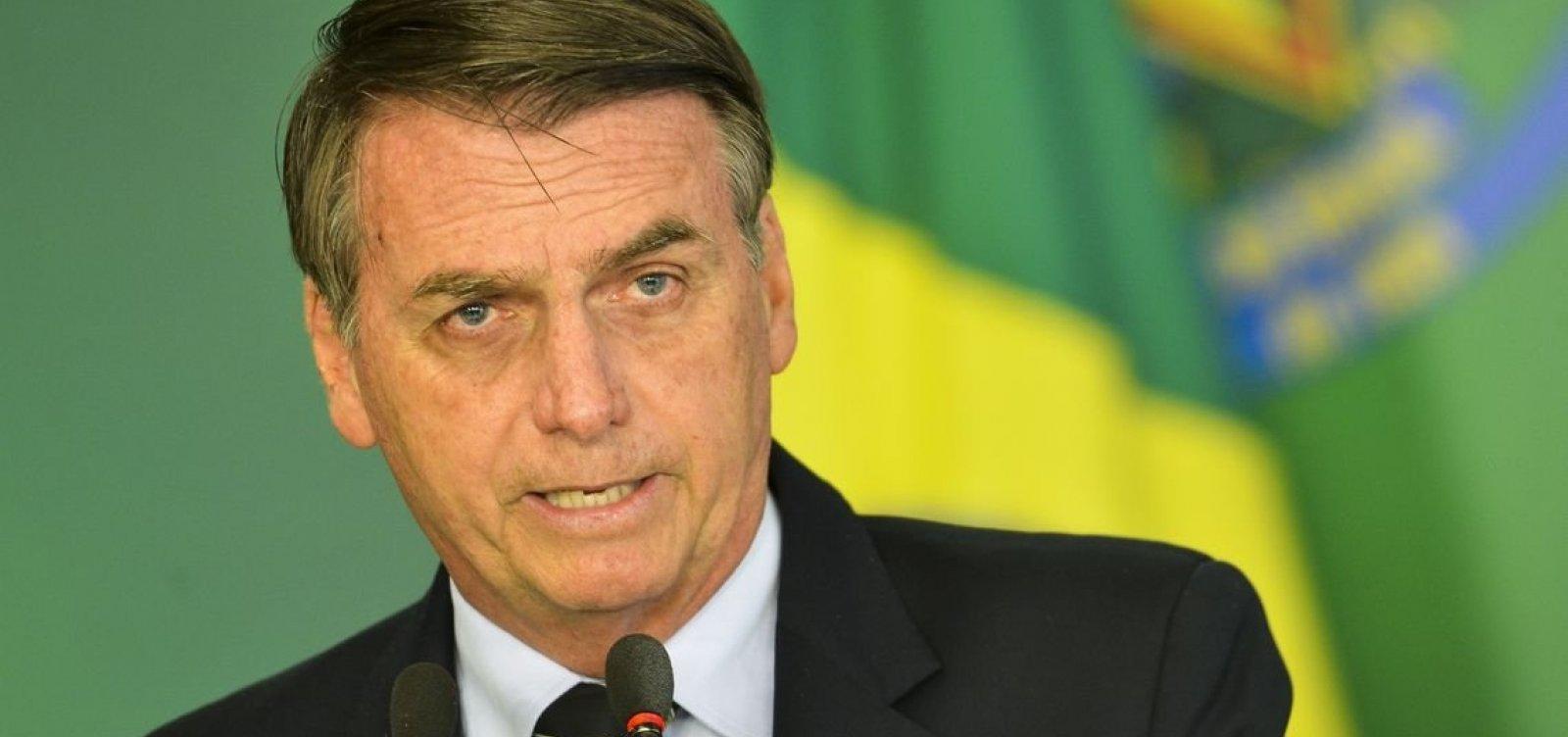 [Bolsonaro anuncia convocação de mais de mil policiais federais]