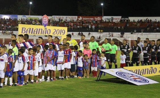 [Bahia vai mandar jogos do Sub-23 em estádios do interior]