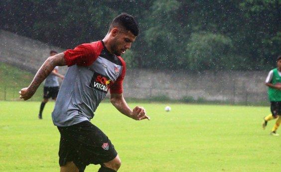 [Sem Matheus Rocha, Vitória divulga relacionados para jogo contra o Atlético-GO]