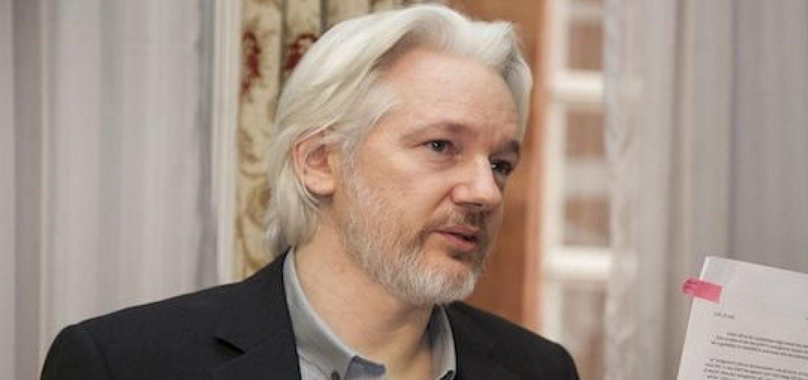 [EUA apresentam 17 novas acusações contra Assange]