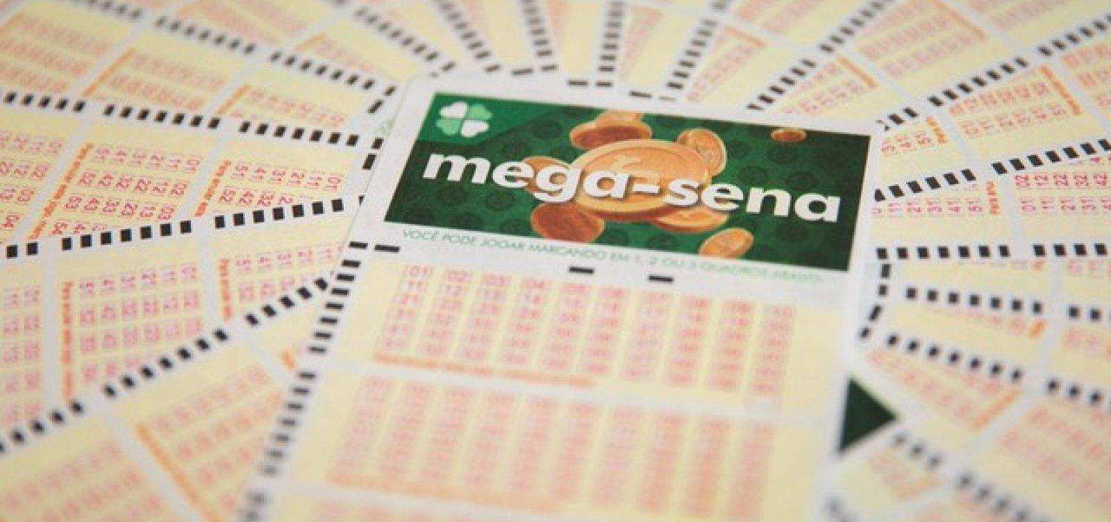 [Mega-Sena pode pagar R$ 3 milhões neste sábado]