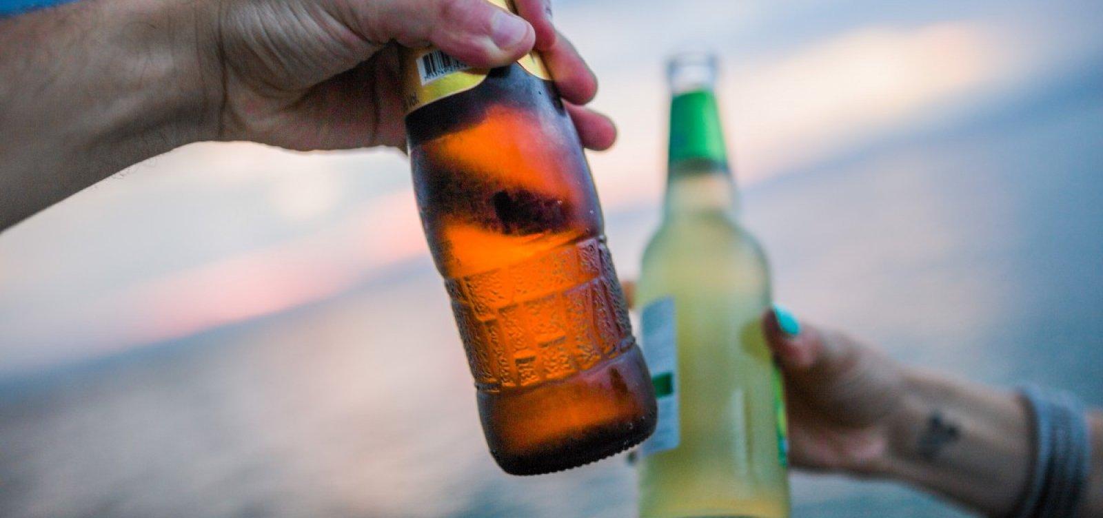 [Venda e consumo de garrafa long neck será proibido em Morro de São Paulo]