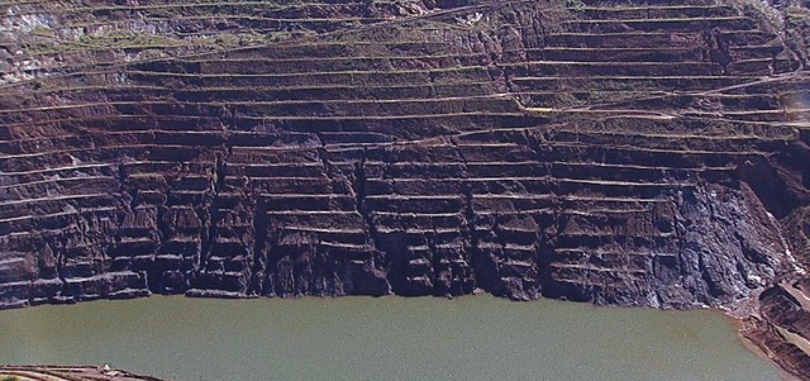 [Deslocamento de talude de barragem da Vale em Barão de Cocais chega a 18 cm em alguns pontos, diz ANM]