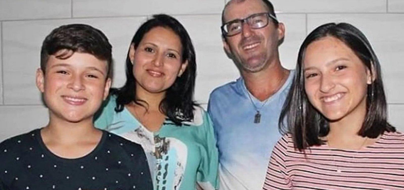 [Polícia chilena apura negligência em caso de família brasileira morta em Santiago]