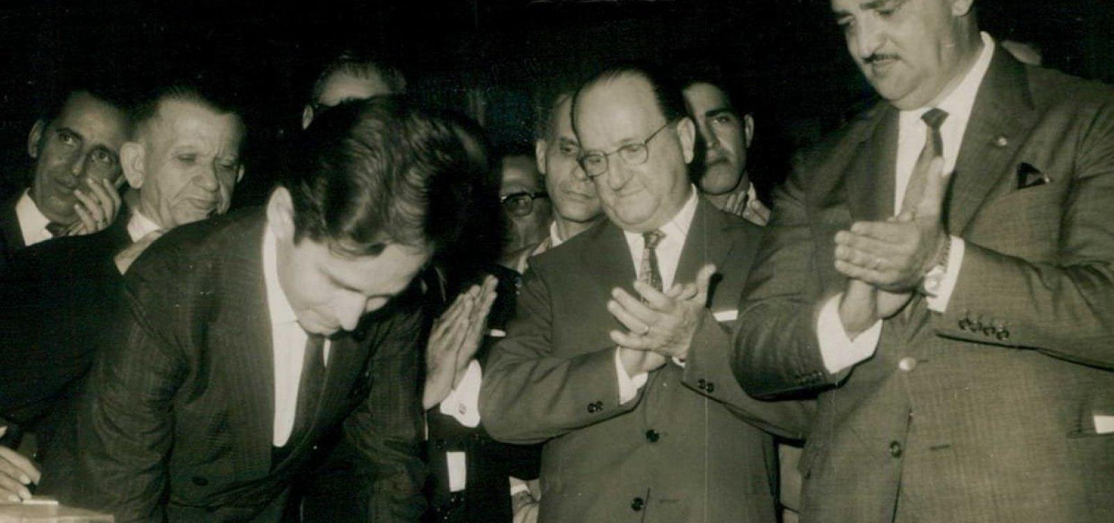 [Morre Victor Gradin, antigo sócio e executivo da Odebrecht]