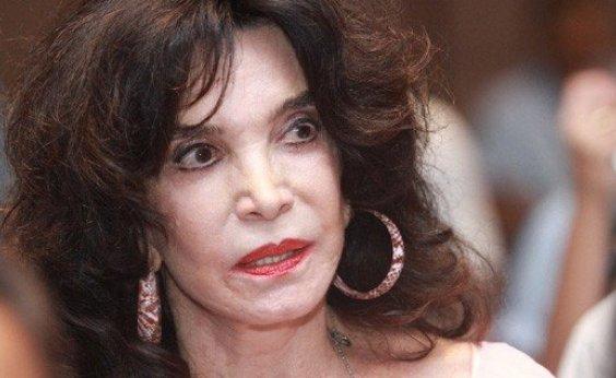 [Morre a atriz Lady Francisco no Rio de Janeiro]