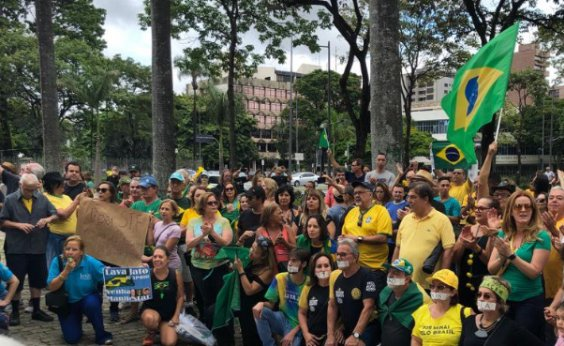 [Grupos bolsonaristas miram Centrão em manifestações deste domingo]
