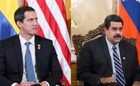 [Guaidó e Maduro aceitam convite para nova rodada de conversas na Noruega]