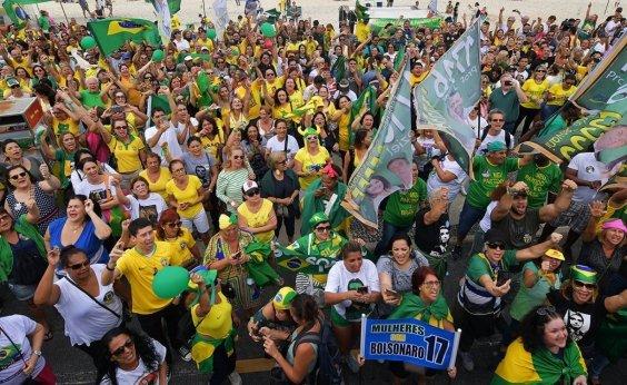[Atos pró-Bolsonaro acontecem em Salvador e mais de 350 cidades]