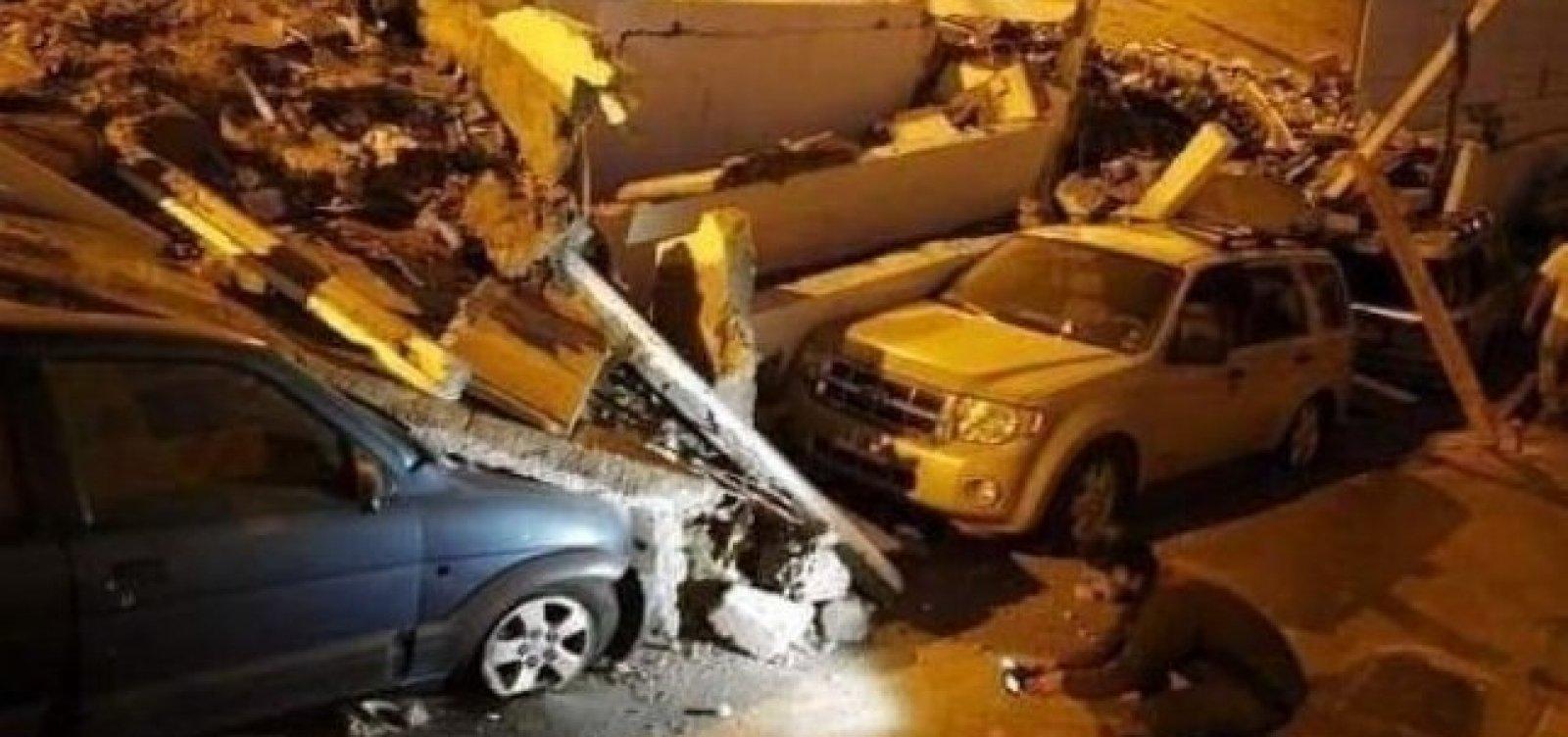 [Terremoto com magnitude de 8 graus no Alto Amazonas deixa mortos e feridos no Peru]