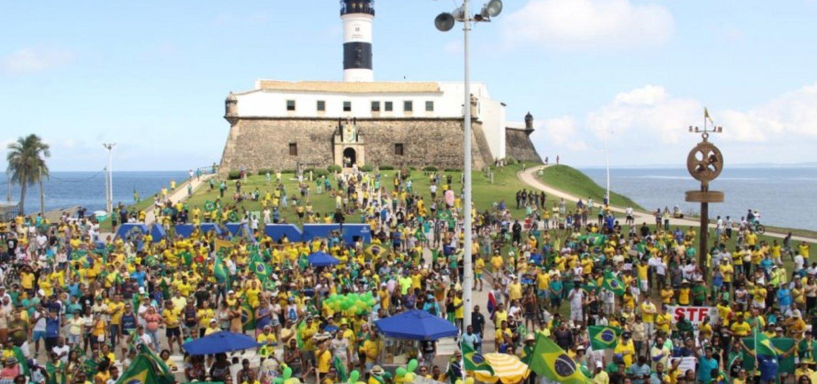 [Grupos pró-Bolsonaro acusam prefeitura de 'censura' ao impedir desfile de trio]
