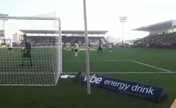 [Vitória empata em 1 a 1 com o Atlético-GO na Série B]