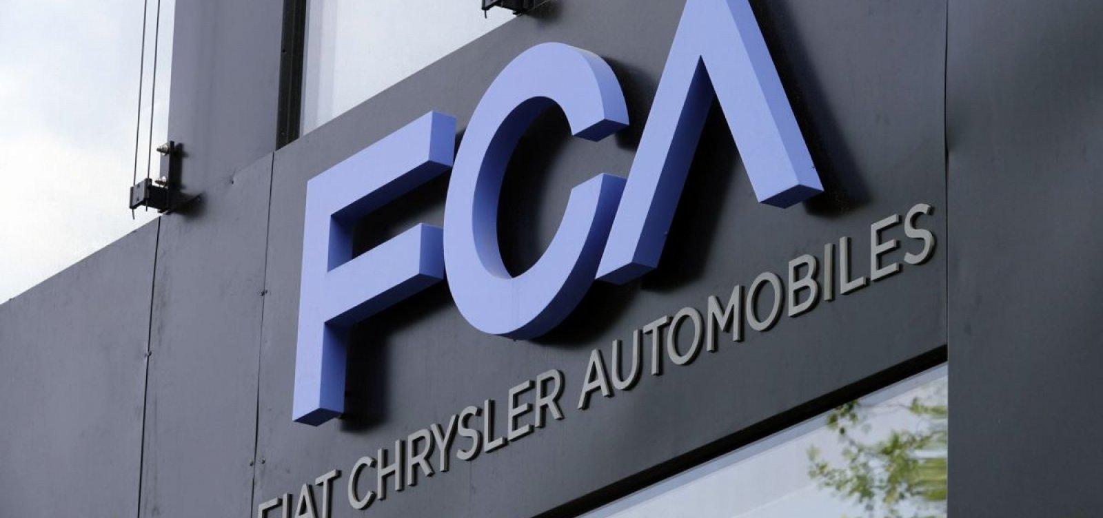 [Fiat Chrysler propõe fusão com Renault]