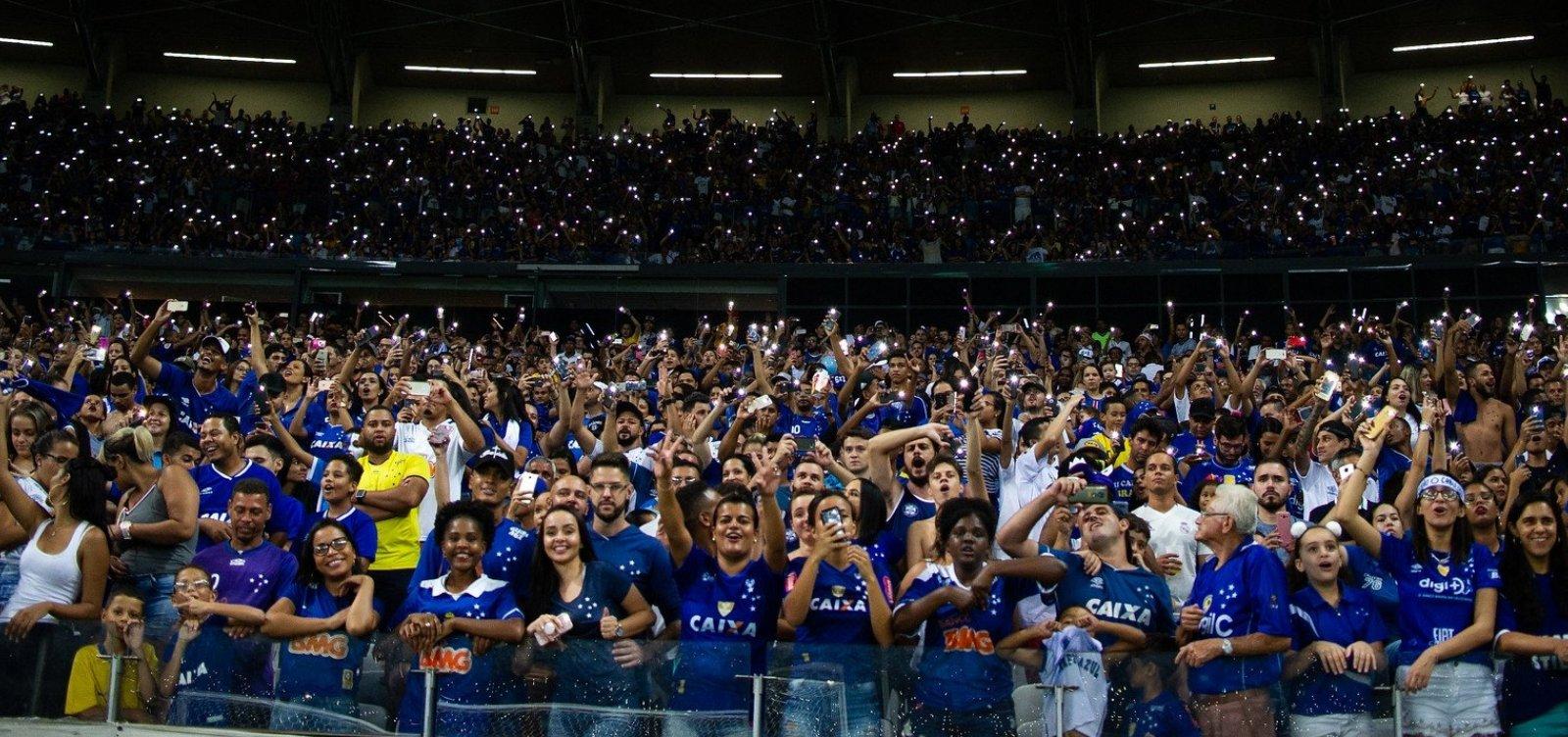 [Polícia investiga Cruzeiro por falsidade ideológica e lavagem de dinheiro]