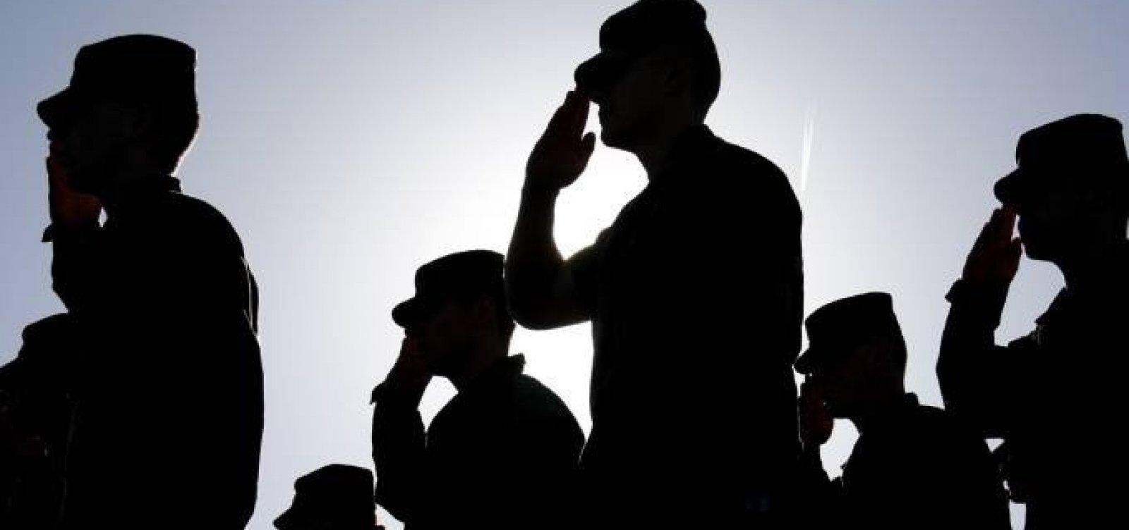 [MPF quer afrouxar regra para dispensa do serviço militar]
