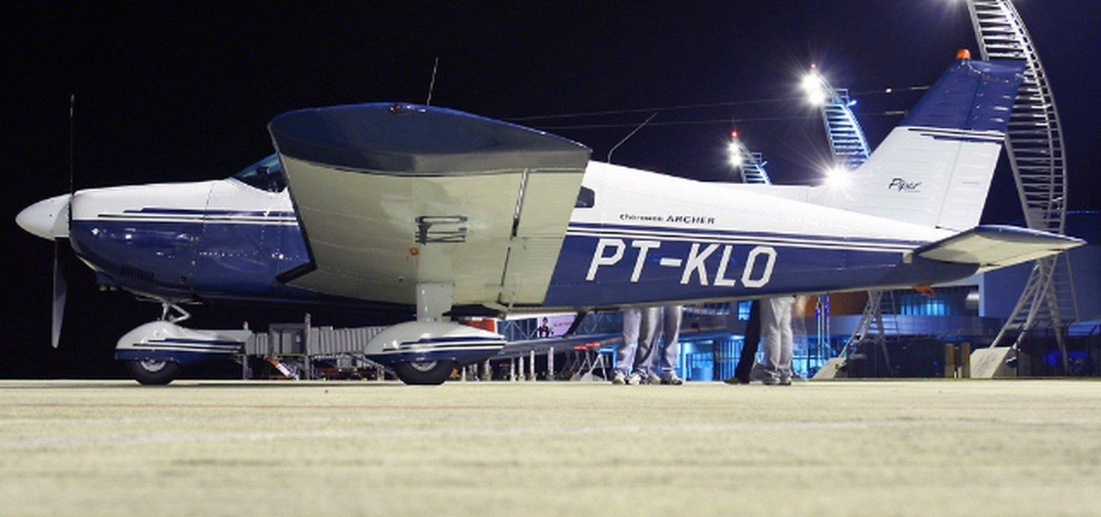 [Anac vê indícios de que avião que levava Gabriel Diniz fazia táxi aéreo]