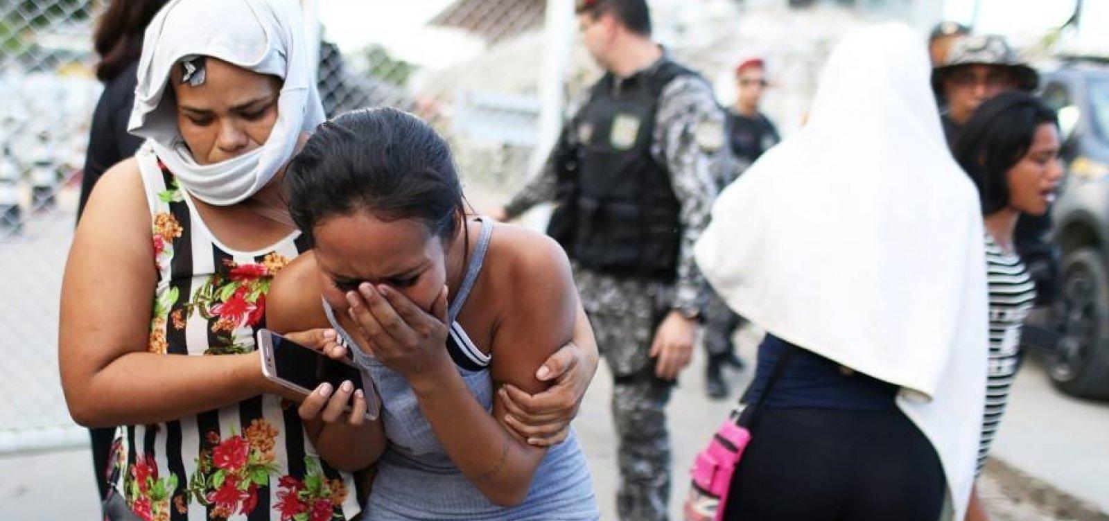 [Após 55 mortes em Manaus, nove líderes de facção serão transferidos para presídios federais]