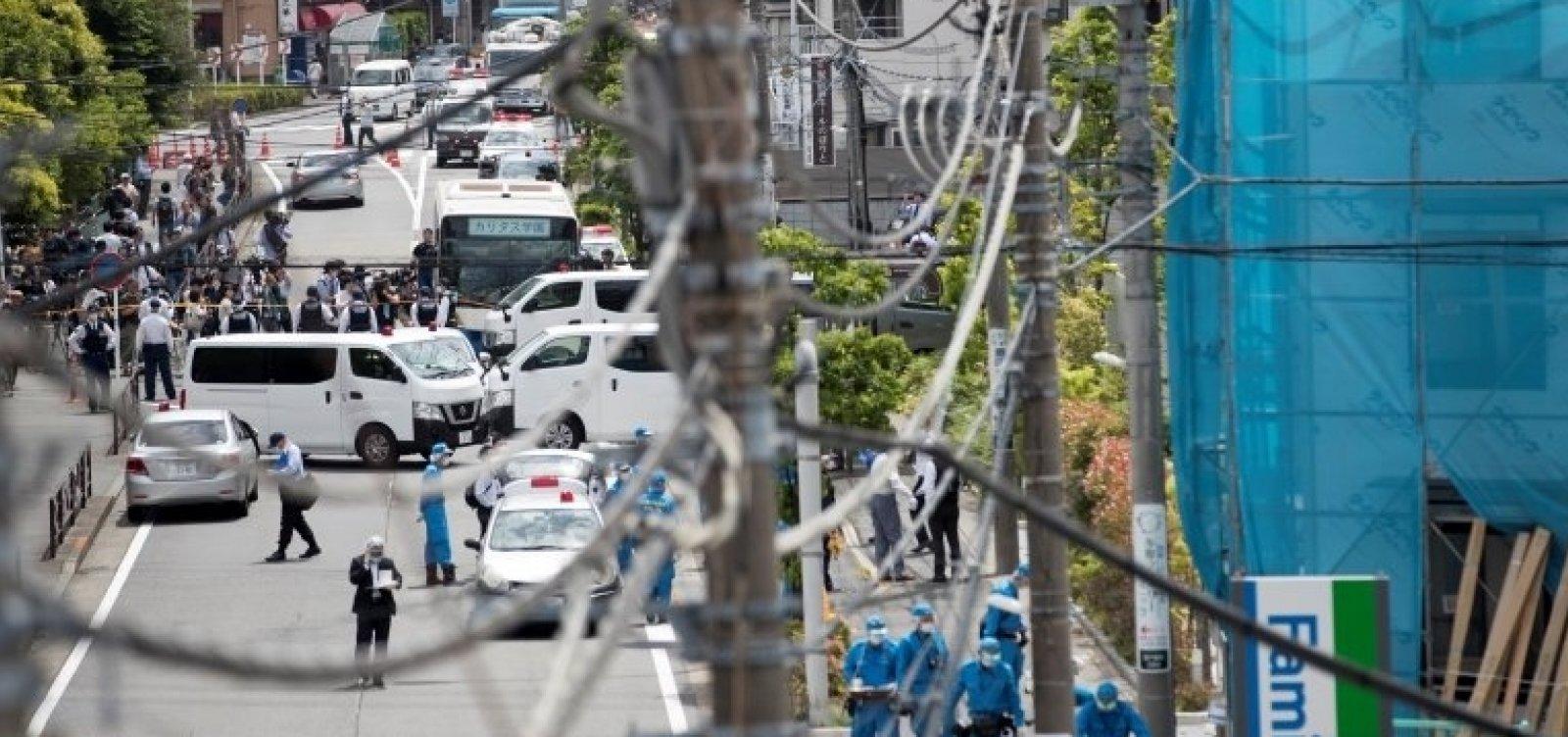 [Esfaqueamento em massa no Japão deixa duas vítimas fatais]