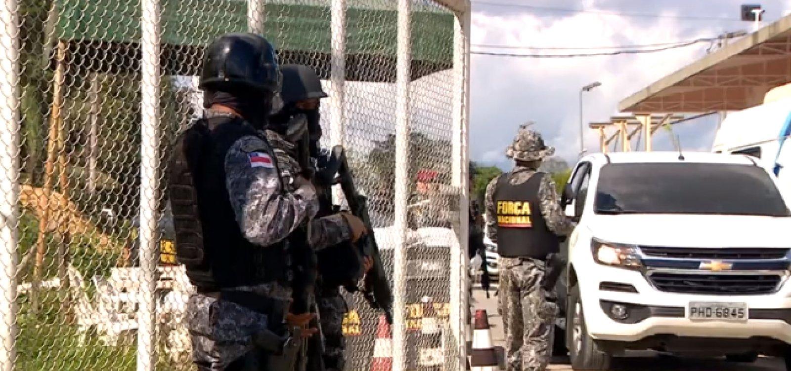 [Força-Tarefa de Intervenção Penitenciária atuará no Amazonas após mortes de detentos]