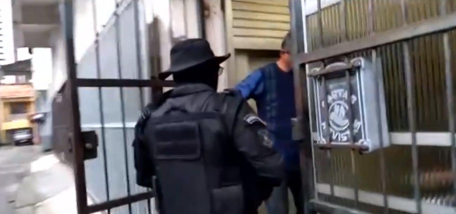 [Operação que busca foragidos por homicídio e feminicídio cumpre mais de 200 mandados de prisão na Bahia]