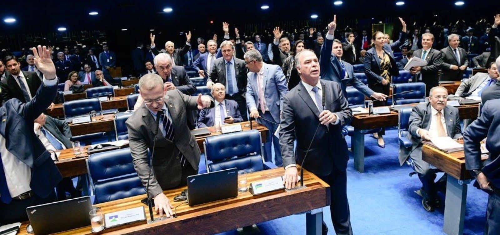 [Senado aprova MP que mantém Coaf com Economia]