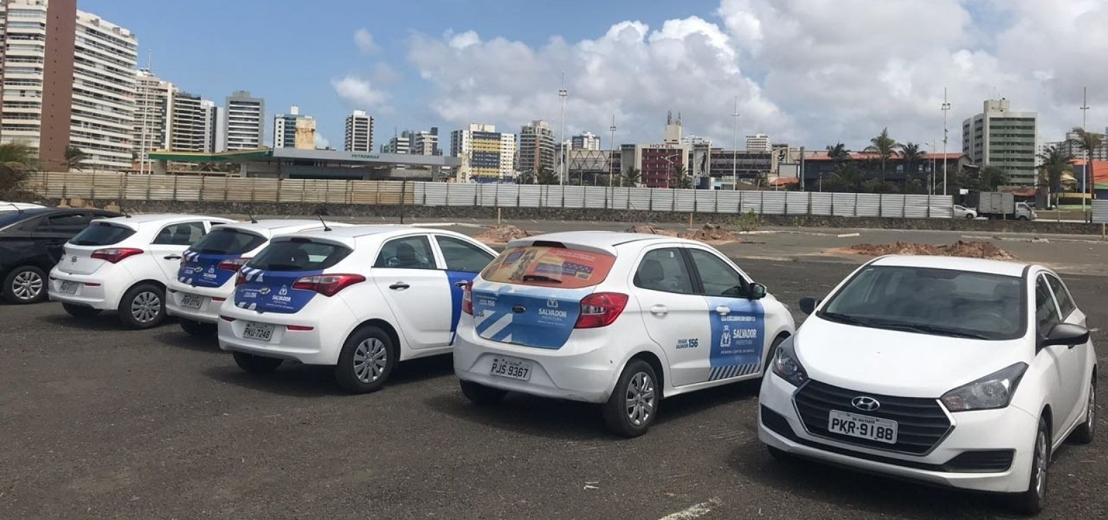 [Justiça dá 15 dias para prefeitura explicar carros oficiais em campanha de Zé Ronaldo]